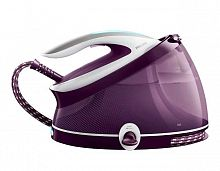 Паровая станция Philips PerfectCare Aqua Pro GC9315/30 2100Вт белый/фиолетовый