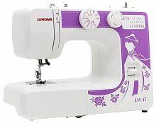 Швейная машина Janome LW-17 белый