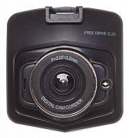 Видеорегистратор Digma FreeDrive OJO черный 0.3Mpix 480x640 480p 70гр. GPDV6624