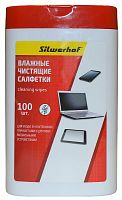 Салфетки Silwerhof для мобильных устройств малая туба
