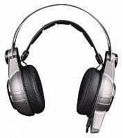 Наушники с микрофоном A4 Bloody M425 темно-серый 2.2м мониторные оголовье (M425 GREY)