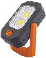 Фонарь универсальный Яркий Луч Optimus Pocket оранжевый/черный 3.5Вт лам.:светодиод. AAAx3