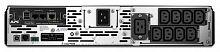 Источник бесперебойного питания APC Smart-UPS X SMX2200R2HVNC 1980Вт 2200ВА черный