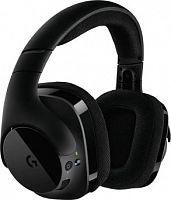 Наушники с микрофоном Logitech G533 черный мониторные Radio оголовье (981-000634)