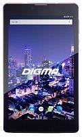 "Планшет Digma CITI 7507 4G SC9832 (1.5) 4C/RAM2Gb/ROM32Gb 7"" IPS 1280x800/3G/4G/Android 7.0/черный/5Mpix/2Mpix/BT/GPS/WiFi/Touch/microSD 128Gb/minUSB/2500mAh"