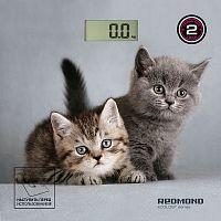 Весы напольные электронные Redmond RS-735 макс.180кг рисунок