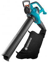 Воздуходувка-пылесос Gardena ErgoJet 3000 3000Вт пит.:от сети синий