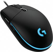 Мышь Logitech G102 Prodigy черный оптическая (8000dpi) USB2.0 (5but)