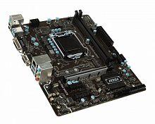 Материнская плата MSI B250M PRO-VD Soc-1151 Intel B250 2xDDR4 mATX AC`97 8ch(7.1) GbLAN+VGA+DVI
