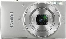 "Фотоаппарат Canon IXUS 190 серебристый 20Mpix Zoom10x 2.7"" 720p SDXC CCD 1x2.3 IS opt 1minF 0.8fr/s 25fr/s/WiFi/NB-11LH"