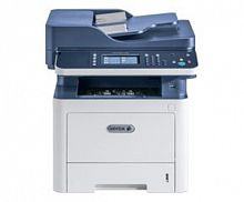 МФУ лазерный Xerox WorkCentre WC3335DNI (3335V_DNI) A4 Duplex Net WiFi белый/синий