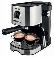 Кофеварка эспрессо Scarlett SL-CM53001 850Вт черный/серебристый
