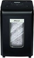 Шредер Rexel Promax RSX1538 (секр.P-4)/фрагменты/15лист./38лтр./скрепки/скобы/пл.карты/CD