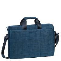 """Сумка для ноутбука 15.6"""" Riva 8335 синий полиэстер (8335 BLUE)"""