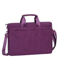 "Сумка для ноутбука 15.6"" Riva 8335 пурпурный полиэстер (8335 PUR)"