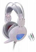 Наушники с микрофоном A4 Bloody G310 белый 1.8м мониторные оголовье (G310)