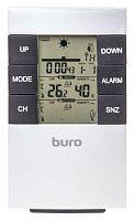 Погодная станция Buro H146G серебристый/черный