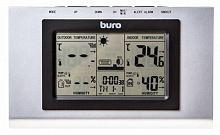 Погодная станция Buro H127G серебристый/черный