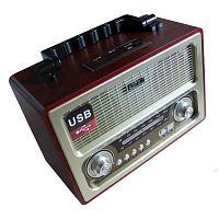 Радиоприемник портативный Сигнал БЗРП РП-312 венге USB SD