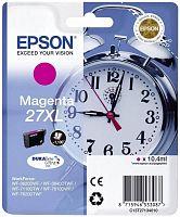 Картридж струйный Epson T2713 C13T27134022 пурпурный (10.4мл) для Epson WF7110/7610/7620