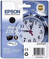 Картридж струйный Epson T2791 C13T27914022 черный (2200стр.) (34.1мл) для Epson WF7110/7610/7620