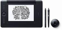Графический планшет Wacom Intuos Pro Paper PTH-660P-R Bluetooth/USB черный