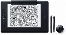 Графический планшет Wacom Intuos Pro Paper PTH-860P-R Bluetooth/USB черный