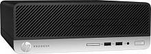 ПК HP ProDesk 400 G4 SFF i7 7700 (3.6)/4Gb/SSD256Gb/HDG630/DVDRW/Windows 10 Professional 64/GbitEth/180W/клавиатура/мышь/черный