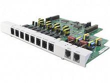 Плата расширения Panasonic KX-TE82480X 2ext 8in line for TES/TEM82