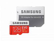 Флеш карта microSDXC 128Gb Class10 Samsung MB-MC128GA/RU EVO PLUS 2 + adapter