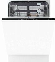Посудомоечная машина Gorenje GV66260 1900Вт полноразмерная белый
