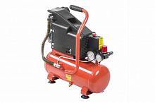 Компрессор поршневой Wester W 006-075 OLC масляный 126л/мин 6л 750Вт оранжевый/черный