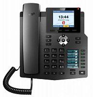 Телефон IP Fanvil X4 черный