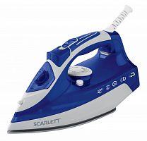 Утюг Scarlett SC-SI30K22 2200Вт белый/синий