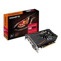 Видеокарта Gigabyte PCI-E GV-RX550D5-2GD AMD Radeon RX 550 2048Mb 128bit GDDR5 1183/7000 DVIx1/HDMIx1/DPx1 Ret