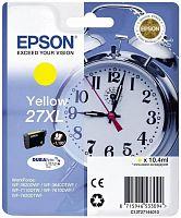 Картридж струйный Epson T2714 C13T27144022 желтый (10.4мл) для Epson WF7110/7610/7620