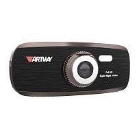 Видеорегистратор Artway 390 черный 3Mpix 1080x1920 1080p 170гр.