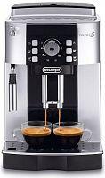Кофемашина Delonghi ECAM21.117.SB 1450Вт серебристый/черный