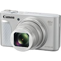 "Фотоаппарат Canon PowerShot SX730HS серебристый 21.1Mpix Zoom40x 3"" 1080p SDXC/SD/SDHC CMOS 1x2.3 IS opt 1minF 6fr/s 60fr/s HDMI/WiFi/NB-13L"