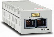 Медиаконвертер Allied Telesis AT-DMC100/SC-50 Desktop Mini 100TX to 100FX SC Connector