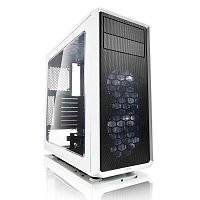 Корпус Fractal Design FOCUS G Window белый без БП ATX 6x120mm 4x140mm 1xUSB2.0 1xUSB3.0 audio bott PSU