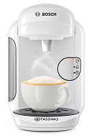Кофемашина Bosch Tassimo TAS1404 1300Вт белый