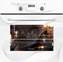 Духовой шкаф Электрический Gefest ЭДВ ДА 622-02 К28 белый