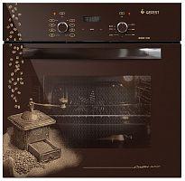 Духовой шкаф Электрический Gefest ЭДВ ДА 622-02 К17 светло-коричневый