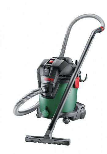 Строительный пылесос Bosch AdvancedVac20 1200Вт зеленый