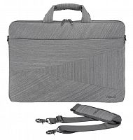 "Сумка для ноутбука 15"" Asus ARTEMIS BC250 серый полиэстер (90XB0410-BBA000)"