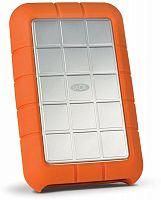"Жесткий диск Lacie USB 3.0 1Tb STEU1000400 Rugged Triple 2.5"" оранжевый FireWire 800"