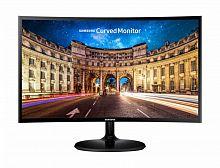 "Монитор Samsung 23.5"" C24F390FHI черный VA LED 4ms 16:9 HDMI матовая 250cd 178гр/178гр 1920x1080 D-Sub FHD 3.3кг"