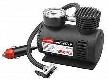 Автомобильный компрессор Starwind CC-100 15л/мин шланг 0.45м