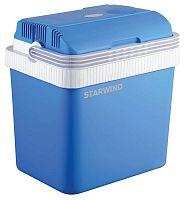 Автохолодильник Starwind CF-124 24л 48Вт синий/серый